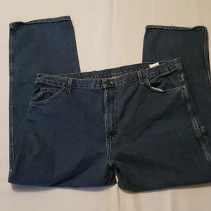Dickies Mens Jean's Size 44x32 straight leg